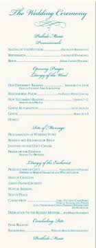 wedding program catholic mass the 25 best wedding program exles ideas on wedding