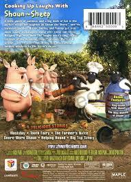 shaun sheep woolly good dvd movie