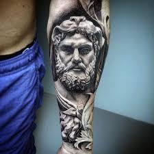 lower arm half sleeves tattoos creativefan