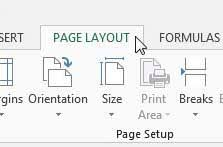 how to print each worksheet of an excel 2013 workbook on one page