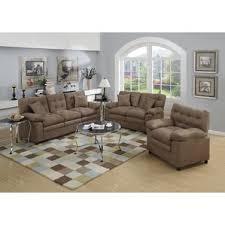 microfiber living room sets you ll wayfair