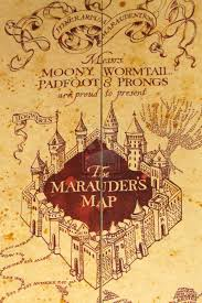Good Map Online Buy Wholesale Marauders Map Sticker From China Marauders