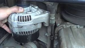 mercedes benz c230 kompressor alternator replacement guide youtube