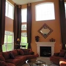 High Windows Decor Window Curtains High Windows Tall Windows And Window