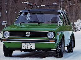 volkswagen golf 5 door jp spec typ 17 u00271974 u201383 vw pinterest