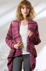 Draped Cardigan Sweater Draped Cardigan Knitting Patterns In The Loop Knitting