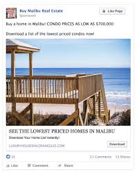 real estate ads 37 examples from the pros
