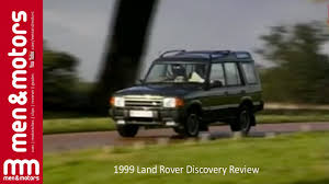 range rover 1999 1999 land rover discovery review youtube