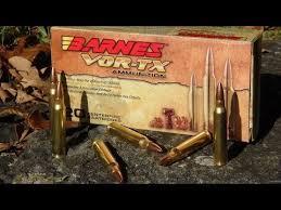 Barnes Vor Tx Ammo Review 223 Barnes Vor Tx 55 Gr Tsx Copper Youtube