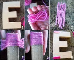love yarn letters my sister u0027s suitcase packed with creativity