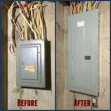 electrical panels fielder electrical services