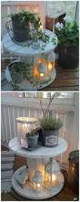 diy recycled wood cable spool furniture ideas u0026 projects wire