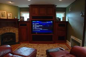 complete home theater decorating ideas cool theater room decoration with cozy red brown