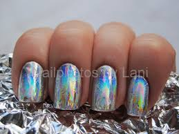 nailphotos by lani holographic nail foil from kkcenterhk and how