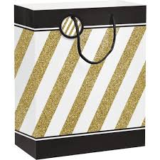 gold gift bags black and gold gift bags