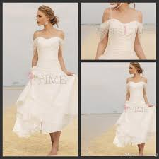 casual wedding dress discount casual wedding dresses 2014 fall chiffon knee