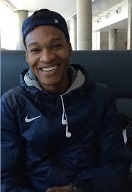 Drake Headshot by Meet Justyn Knight Canadian Track Star Olympic Hopeful Syracuse