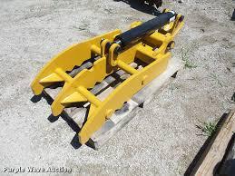 excavator thumb item da6472 sold july 20 construction e