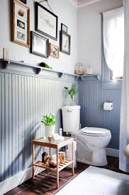 Bathroom Beadboard Ideas Colors 8 Diy Upgrades U0026 Fixes For Builder Grade Bathrooms Beadboard