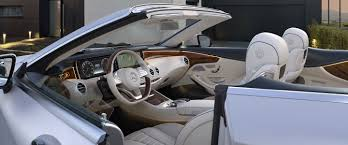 future mercedes interior s class cabriolet mercedes benz