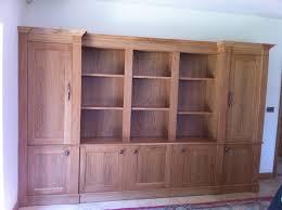 Oak Bookshelves by Bourne U0027s Fine Furniture Handmade Oak Bookcase And Storage Unit