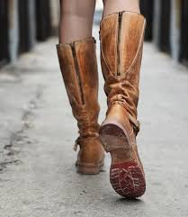 Bed Stu Tango Glaye Distressed Leather Womens Riding Boot Bed Stu
