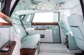 roll royce phantom 2016 rolls royce serenity ultimate luxury interior