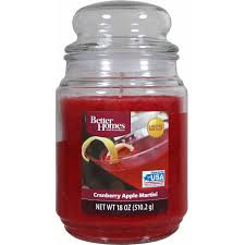 martini red better homes u0026gardens bh 18oz cranberry apple martini walmart com
