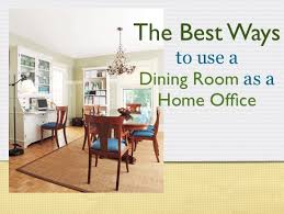 dining room to office the best ways to use a dining room as a home office sassy mama in la