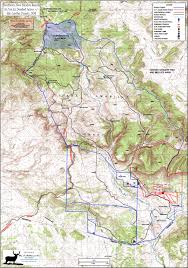 New Mexico County Map by Quinlan Ranch