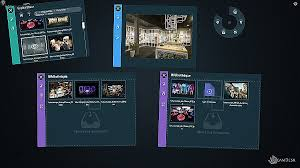 logiciel bureau virtuel logiciel bureau virtuel teamdesk bureau de travail tactile