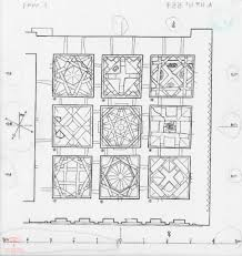 floor plan of mosque hidden architecture mosque of cristo de la luz
