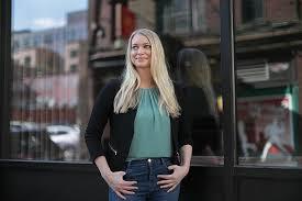 A    super broken    dating scene put Amanda Bradford to work on a new The Boston Globe