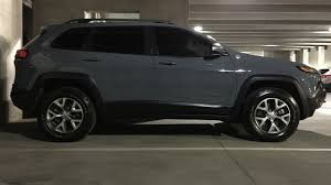 jeep cherokee trailhawk custom installation of an afe cold air intake on a 2015 to 2018 jeep