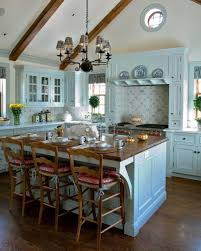kitchen room french country wallpaper beautiful backyard