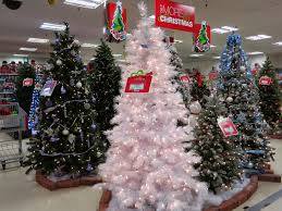 contemporary design kmart christmas trees pre lit jaclyn smith 7