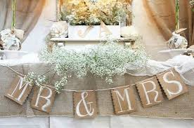 burlap wedding burlap wedding decor