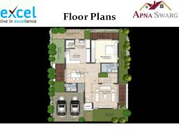 Drawing Floor Plans In Excel Excel Oxigen Sports City Coming Soon Villas Project In Bangalore