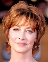 photo gallery of short trendy hairstyles for over 50 viewing 11