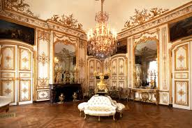 French Interior Versaillesadness Château De Chantilly Chantilly France