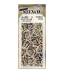 sters anonymous tim holtz layered scribbles stencil joann