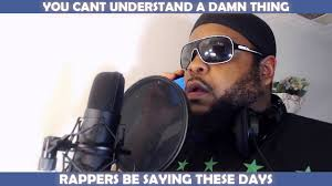 Old English Rap Meme - you cant understand a damn thing rappers be saying these days youtube