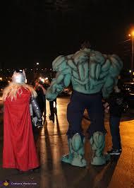 Thor Halloween Costumes Hulk Halloween Costume Photo 2 2