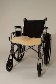 sheepskin wheelchair seat pad cover lovemysheepskin com