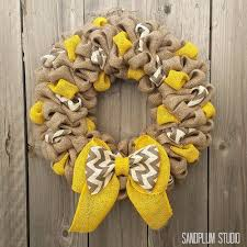 colored burlap ribbon fall wreaths how to make multi colored burlap wreath