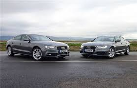 audi a6 2013 vs 2014 a6 or a5 sportback our cars honest