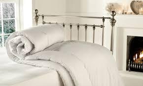 Silent Night King Size Duvet 13 5 Tog Silentnight Winter Warm Duvet Groupon Goods