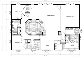 4 bedroom open floor plans one story floor plans open concept 4 bedroom 3 bath 4bedroom open