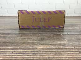 julep beauty box september 2016 subscription box review free box