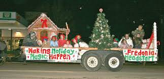 christmas light parade floats annual holiday magic light parade sets community aglow by kelly